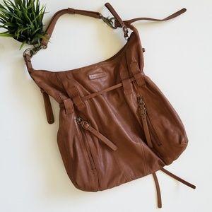Marc New York Soft Leather Hobo Handbag